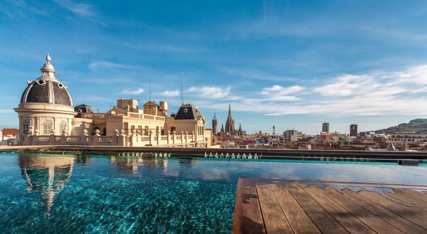 Hoteles 5 estrellas barcelona reservar hotel lujo cinco Hoteles en barcelona ciudad