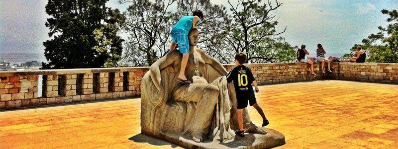 monumentos Barcelona