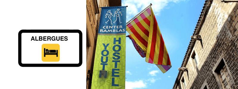 albergues Barcelona
