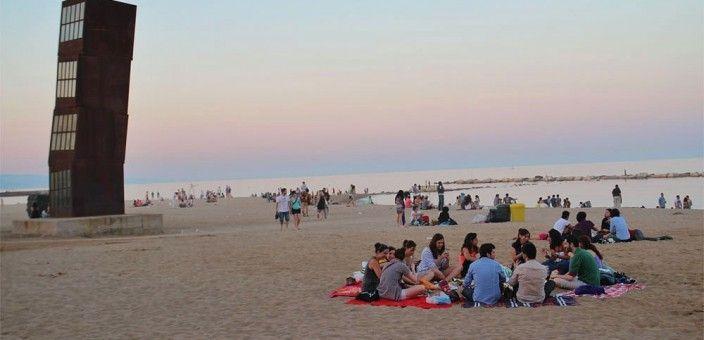 Playas Barcelona