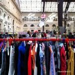 Lost & Found Market en la Estación de Francia