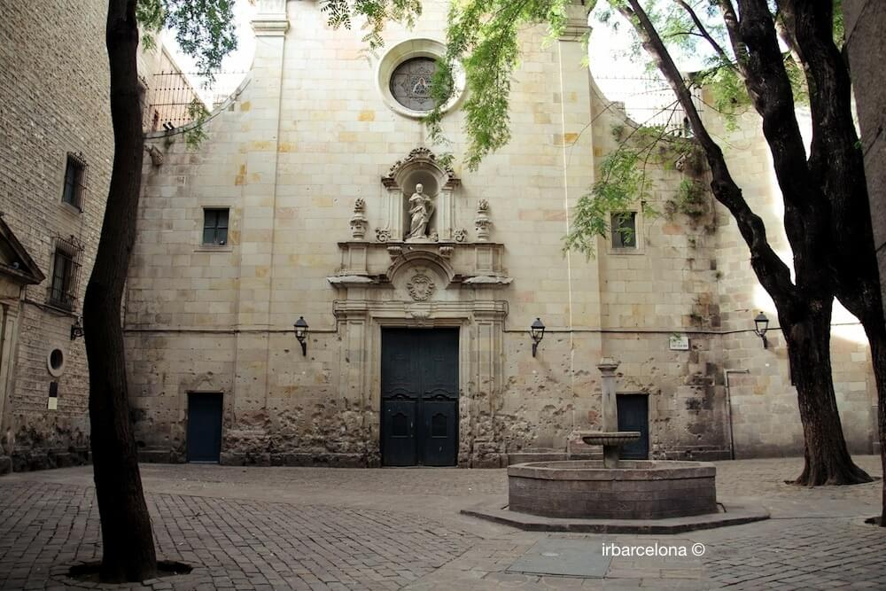 iglesia Sant Felip Neri