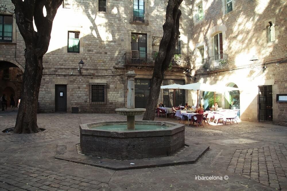 terraza Sant Felip Neri