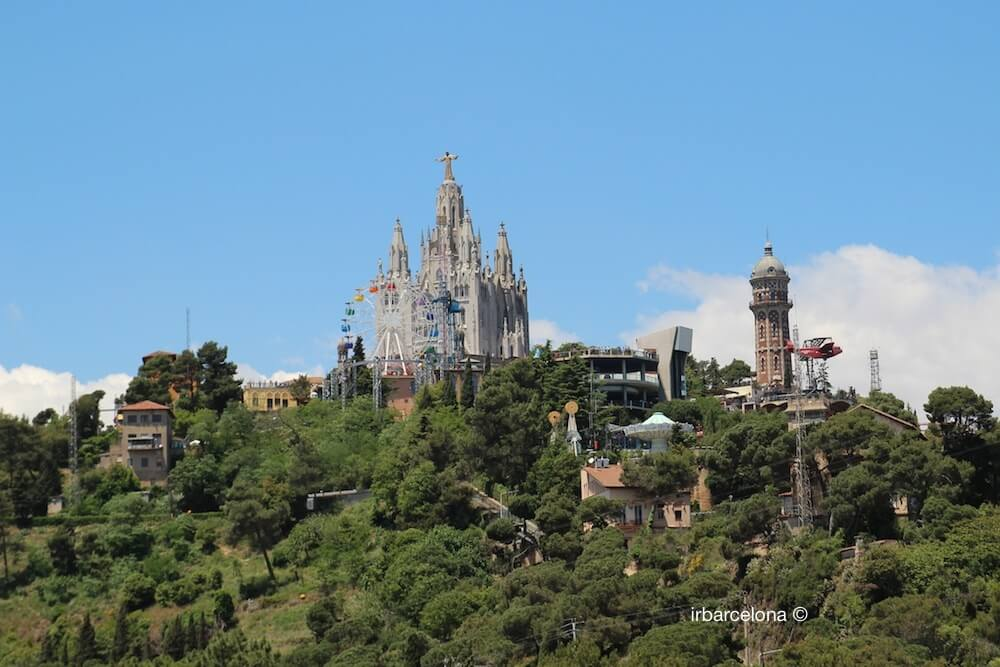 Tibidabo Amusement Park Barcelona  irBarcelona