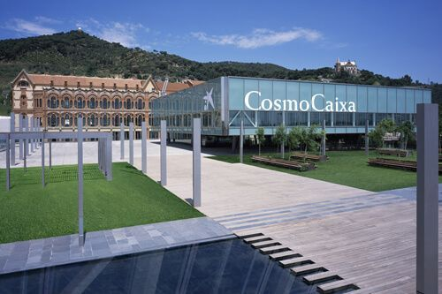 comprar entradas CosmoCaixa Barcelona