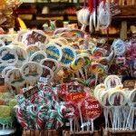caramelos en La Boqueria