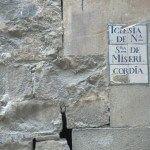 Placa Iglesia Nuestra Señora de la Misericordia