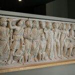 sarcófago romano (siglo IV)
