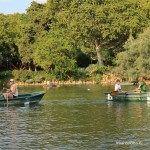 barcas en el Parc de la Ciutadella