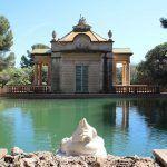estanque Parque Laberinto Horta