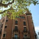 fachada Casa Terrades