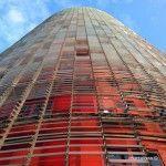 fachada Torre Agbar
