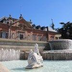 fuente y Palacete Albéniz