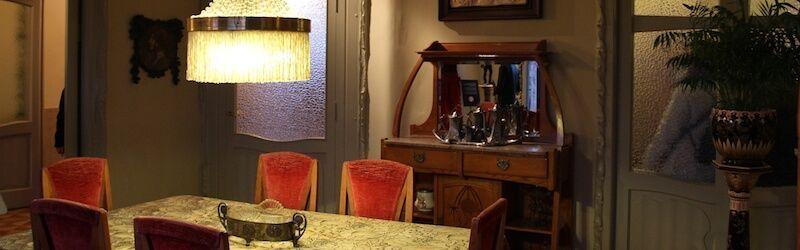 interior Casa Milà