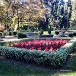 jardín del Laberinto de Horta