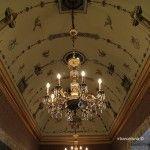 lámpara Palacio Albéniz