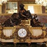 reloj Palacio Albéniz