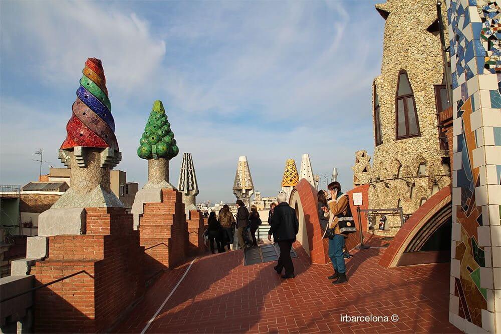 Palau Güell Barcelona - Tickets Palace Güell Gaudí  irBarcelona