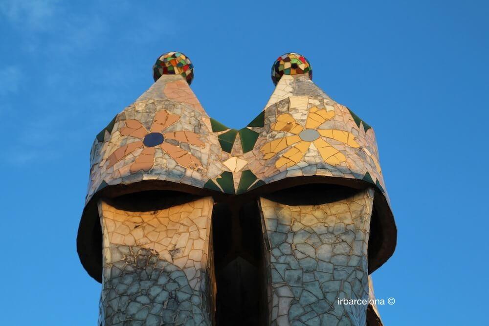 chimney Casa Batlló