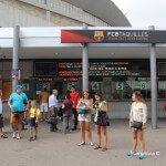 taquillas Museo FC Barcelona