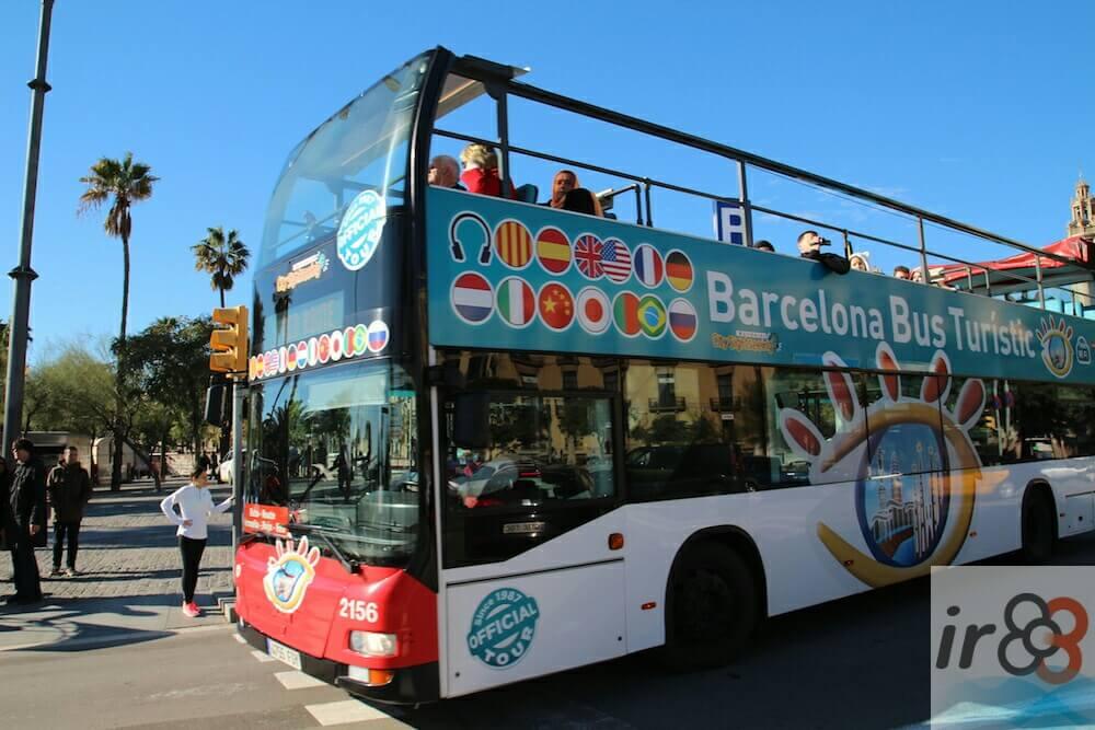 comprar Barcelona Bus Turístic