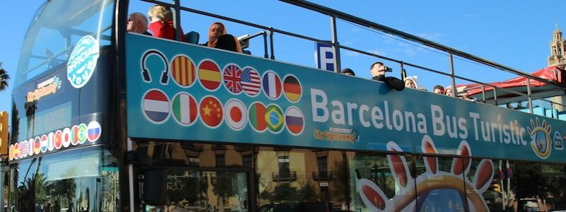 Barcelona City Sightseeing