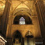 interior Catedral de Barcelona