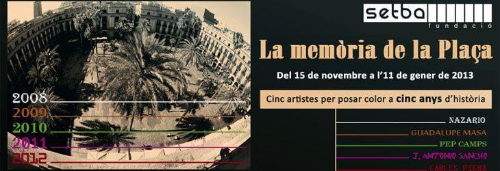 La Memoria de la Plaça, exposición sobre la Plaza Real