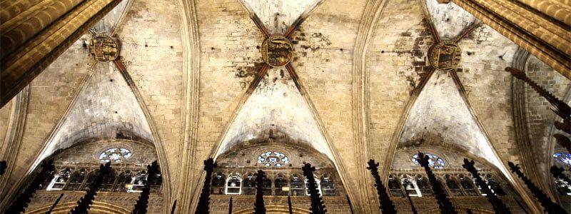 basílica de Santa María del Mar de Barcelona
