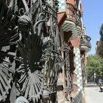 hierro forjado Casa Vicens