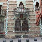 fachada Casa Vicens