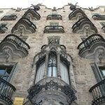 fachada Casa Calvet