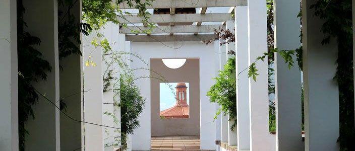 Jardines del Teatre Grec