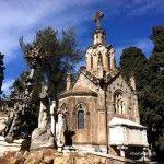 mausoleo Cementerio Montjuïc