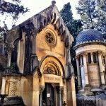 panteón Cementerio de Montjuïc