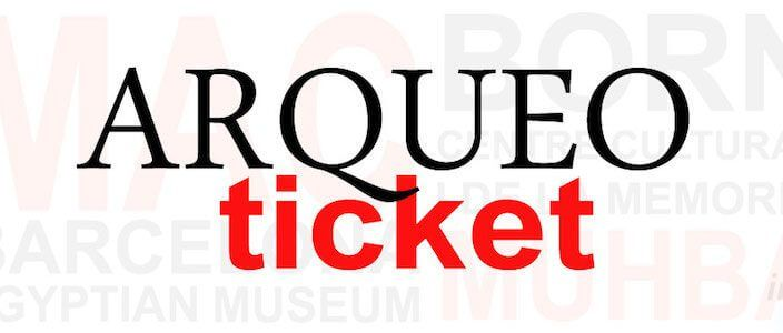Arqueo Ticket Barcelona