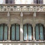 ventanas fachada Palacio Macaya