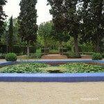 estanque Jardines de Laribal