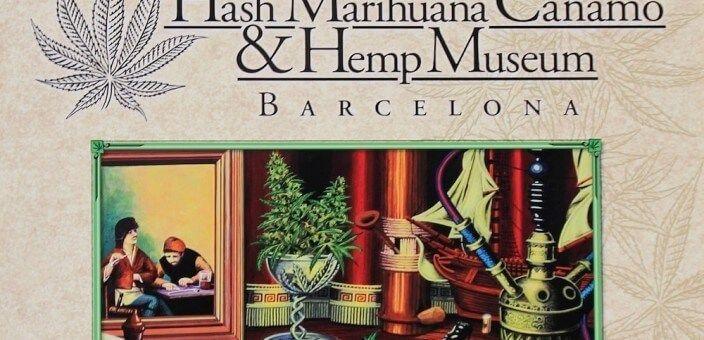 Hash Marihuana Cáñamo & Hemp Museum Barcelona