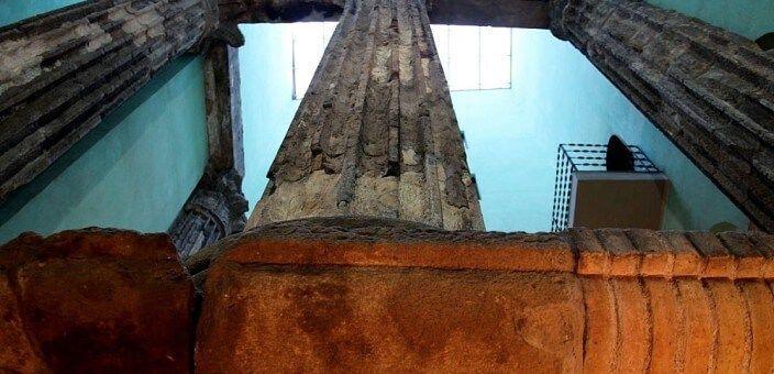 Columnas Templo de Augusto