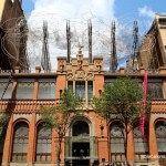 fachada Fundación Antoni Tàpies