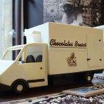 camion de Chocolate Brescó