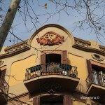 detalle edificio Rambla Poblenou
