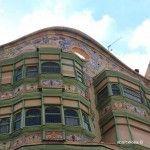 fachada de la Casa Comalat