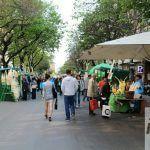 Feria de Ramos Rambla Catalunya