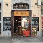 bar restaurante La Broqueta