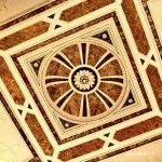 techo del salón de la planta noble
