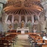 capilla Cripta Gaudí