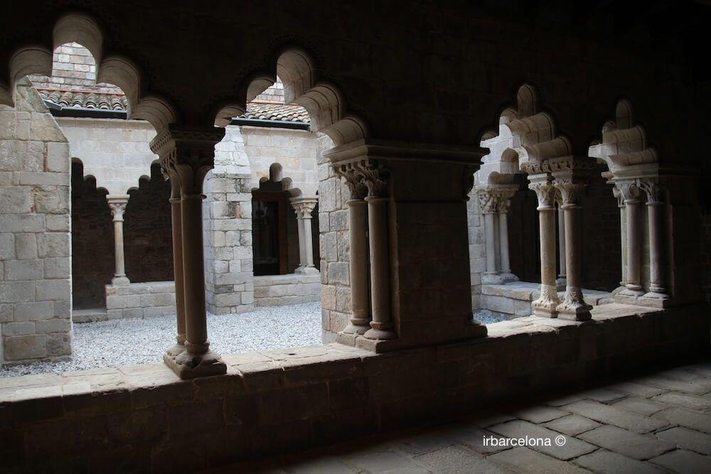 Sant Pau del Camp cloister