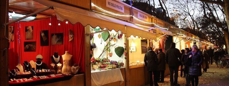 Feria de Reyes Barcelona